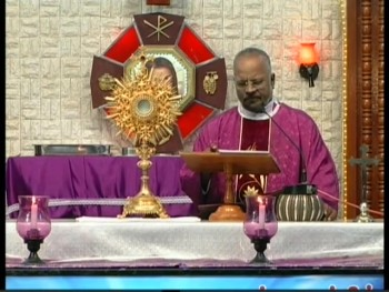 Tamil sermon preached on 05-04-2014