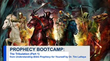 Breaking Prophecy News; The Tribulation, Part 1 (The Prophet Daniel's Report #370)