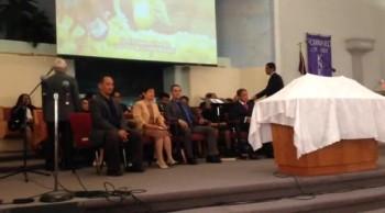 Glendale Filipino SDA Service 4/5/14