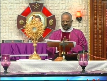Tamil sermon preached on 07-04-2014