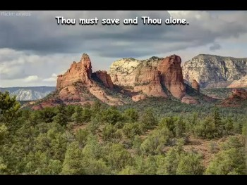Rock of Ages - public domain Christian hymns - Country gospel music songs with on-screen lyrics