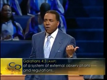Creflo Dollar Power of the Cross Part 2