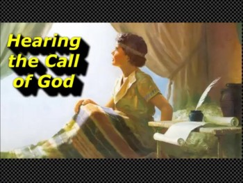 Hearing the Call of God - Randy Winemiller
