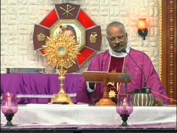 Tamil sermon preached on 09-04-2014