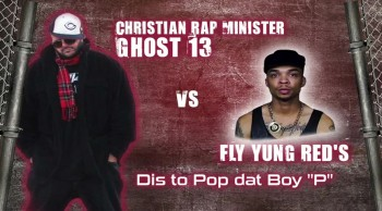 Christian Rap Minister Disses Gay Rapper
