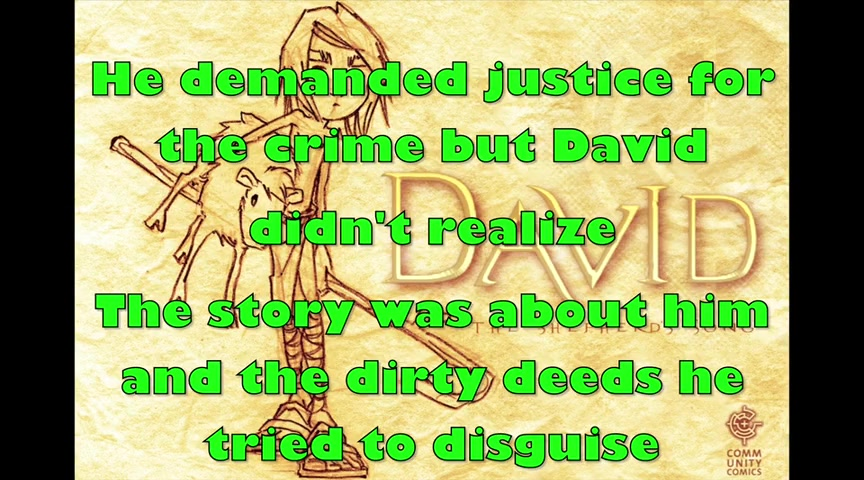 Bible songs - David Sinned Against the Lord