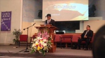 Mark Lastimoso Sermon Intro 4/12/14