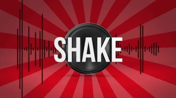 MercyMe - Shake (Official Lyric Video)