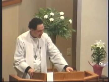"""Pastor Jon Dunbar: """"Restored in Christ: The Broken Seal"""""""