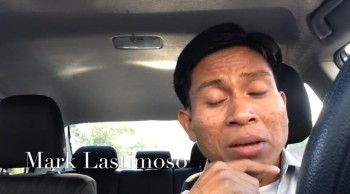 Pastor Mark L. Lastimoso is Wondering