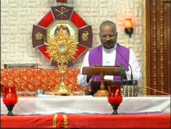 Tamil sermon preached on 15-04-2014