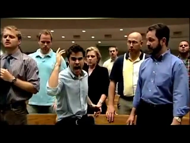 What Not to do in Church! Funny Video