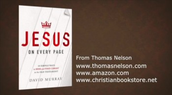 Christianity.com: Are you missing Jesus in the Old Testament? - David Murray
