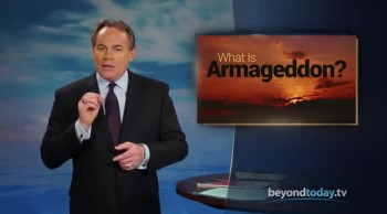 Beyond Today - What Is Armageddon?