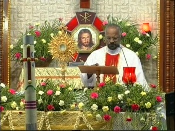 Tami sermon preached on 21-04-2014