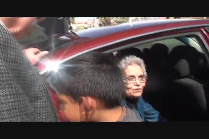 Abuela Ofelia y Abuelo Luiz