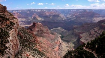 Grand Canyon National Park: Light and Shadow Show