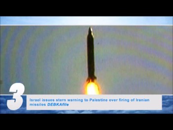Israel's Iron Dome Foils 90 Percent of Missiles from Gaza (Second Coming Watch Update #39)
