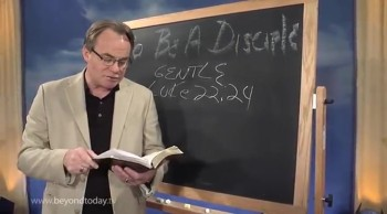 BT Daily - To Be A Disciple - Part 11