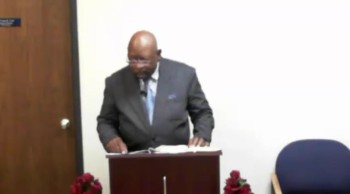Pastor Bernard Caston Sr – Good News Ministries of Sacramento, CA -The Life of a Christian-Pt 1- Pastor Bernard Caston Sr