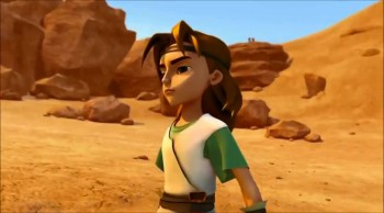 God of the Impossible | Superbook | David & Goliath