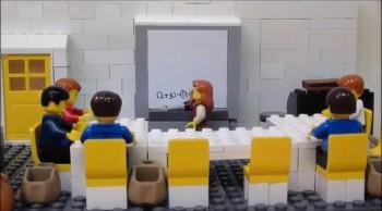 Classical Conversation; Lego animation