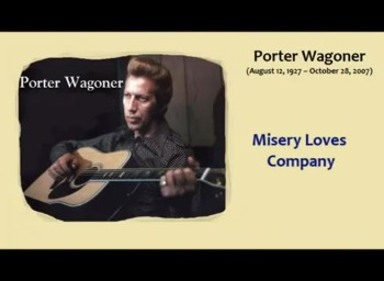 Porter Waggoner - Satisfied Mind