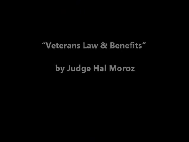 Assisting Veterans and Their Family Members