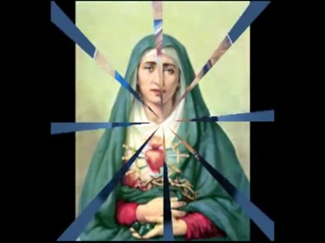 The Hail Mary (prayer)