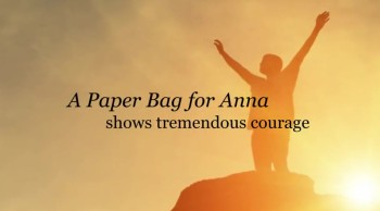 Xulon Press book A Paper Bag For Anna | Charlene Arseneau Reid