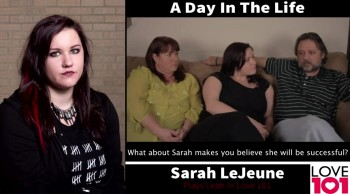 Get to know Sarah from the movie