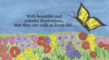 Xulon Press book Jesus Healed the Butterfly | Michelle D. Armstrong