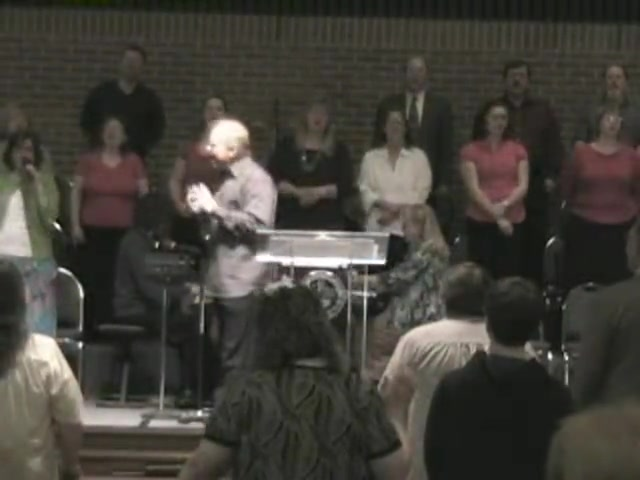 Doug Leads Worship III