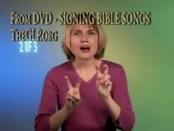 Signing Bible Songs Part 2 - Introduction for Babies or Children