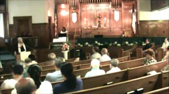 """Easter Sermon """"Alleluia in all the Places of Our Lives"""" at Bethel"""