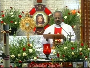 Tamil sermon preached on 05-05-2014