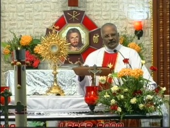 Tamil sermon preached on 08-05-2014