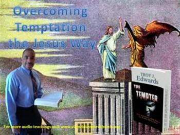 Overoming Temptation the Jesus Way
