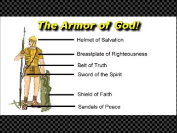 The Armor of God - Randy Winemiller
