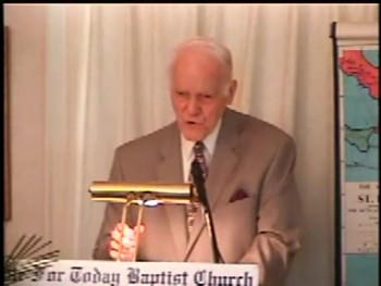 BFTBC – 1 John – Sunday Bible Study  – Pastor D. A. Waite