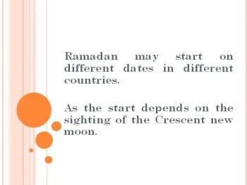 Ramadan year 2014