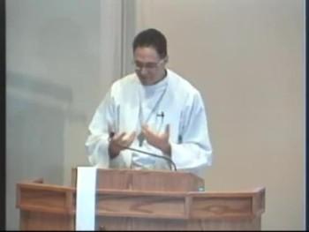 "Pastor Jon Dunbar: ""Be A Living Stone!"""