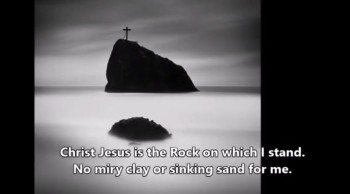 Christ Jesus is the Rock - Rob Goodfellow