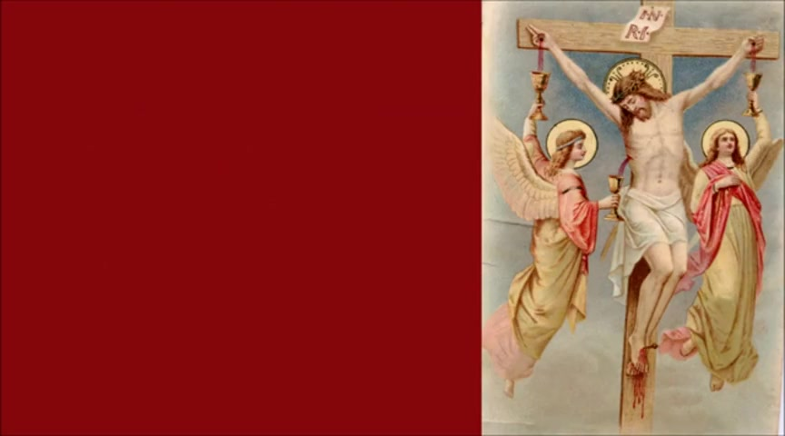 Precious Blood Devotion - protection from satans attacks