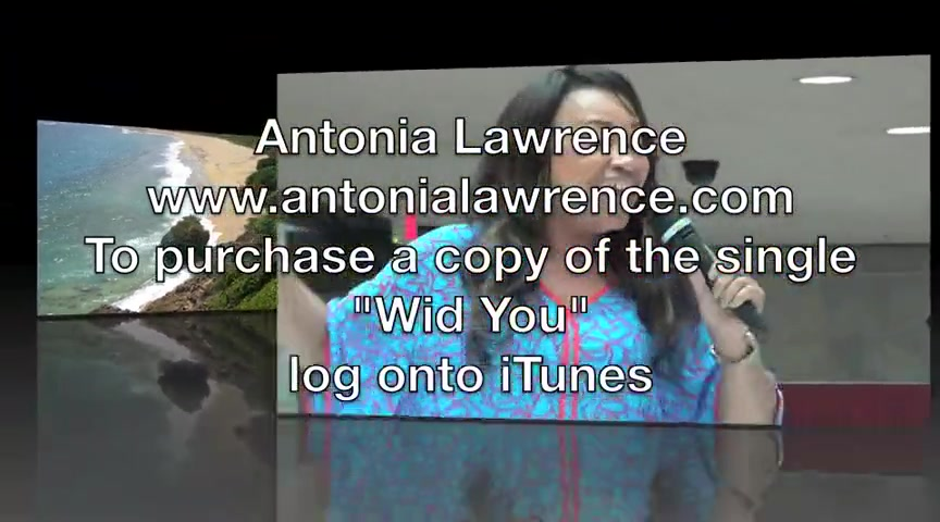 Wid You- Antonia Lawrence