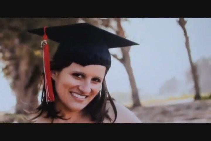 Carol's graduation