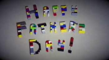 Happy Father's Day (Stop-Motion) - 2014