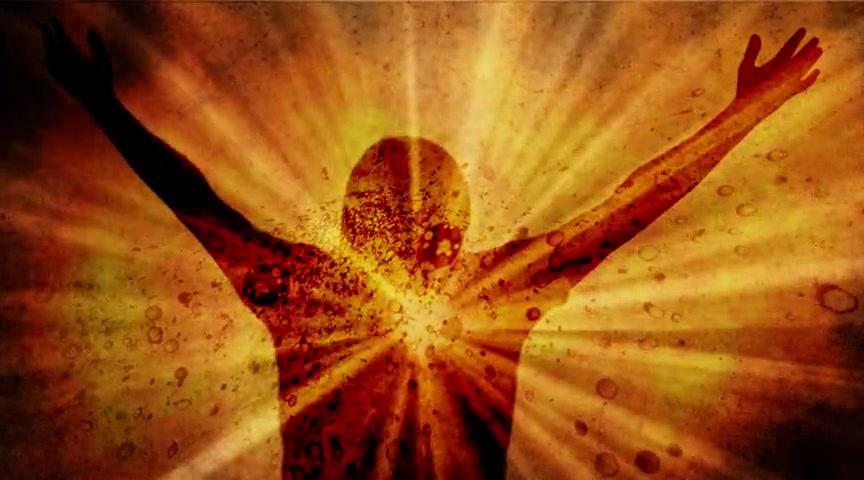 Holy Spirit Pentecost Glory