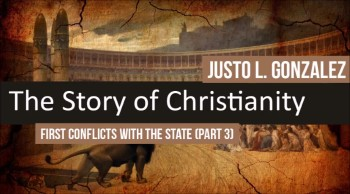 First Conflicts with the State, Part 3 - Nero (The History of Christ