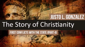 First Conflicts with the State, Part 4 - Domitian (The History of Christianit